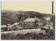 Cefn Coed Colliery, early 1930s
