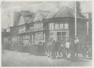 Swansea Hospital Carnival, 1930