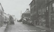 High Street, Trelewis, 1920s