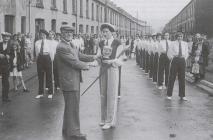 Bryntaf Girls Band, 1934