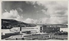 The Hoover factory, Pentrebach, Merthyr Tydfil,...