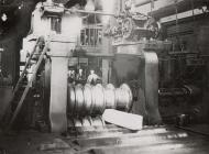 Cyfarthfa Works, a roughing roll in Castle Mill...