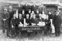 1910 Strike Relief Committee, probably Aberdare