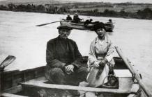 Llandudoch 'Ferryman' (tinker) and...