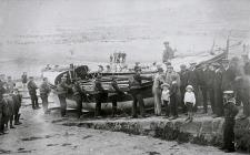Photograph of the lifeboat 'Elisabeth...