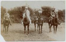 Narberth carnival rodea, 1907