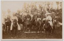 Narberth carnival, 1908