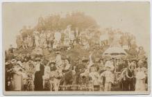 Narberth carnival, 1909
