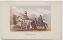 'Welsh Costumes No. 9' (print), 19th...