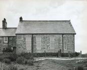 Capel Celyn Chapel (north-east wall), 10...