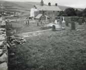 Capel Celyn Chapel dismantled after removal of...