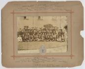 Myfyrwyr Coleg Dewi Sant, Llanbedr Pont Steffan...