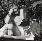 David Bellamy gets stuck in at the Centre of...
