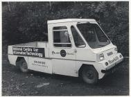 The Centre for Alternative Technology van