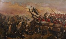 'The Defence of Rorke's Drift'...