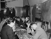 Draughts tournament between Cwmtirmynach and...
