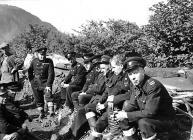 Canlyniad damwain trên Penmaenmawr, 27 Awst 1950