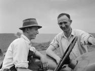 Ffermwyr tatws ym Mhenrhyn Gŵyr, 1 Gorffennaf 1951