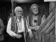 Bryncrug Gipsies at the Dolgellau Folk Festival...