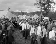 'Save Tryweryn' Rally organised by...