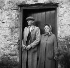 Residents of Capel Celyn (Tryweryn), 1961