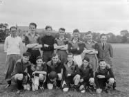 Bala Grammar School Football Team, 1953