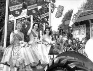 Festival of Wales Pageant, Cardiff, 8 May 1958