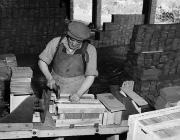 Pentre Works Ceramics (J. G. Edwards), Acrefair...