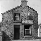 The Farmers' Arms, Laugharne, 28 July 1955