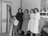 Rhydymain Creamery, 1 June 1954