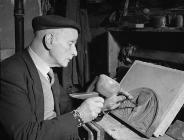 Robert Hughes, Barmouth, a pensioner whose...