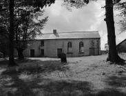 Soar-y-mynydd, the most remote chapel in Wales,...