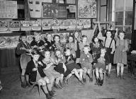Band taro Ysgol Llanelltud, Tachwedd 1952