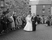 Wedding of Shan Emlyn and Owen Edwards,...