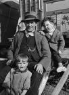 Gipsy family, Bala, 22 June 1951