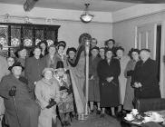 St. David's Day celebrations at Rhayader,...