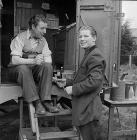 Members of Robert Bros. Circus at Welshpool, 5...