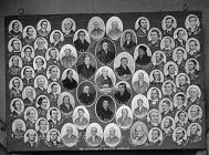 Famous faces of the Welsh Pulpit, c. 1875