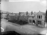 The Railway Hotel, Prestatyn, c. 1885