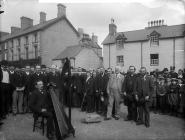 Corwen gorsedd, 1895