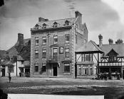 Castle Hotel, Ruthin, c. 1875