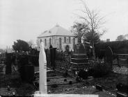 Pantydefaid Chapel, Pren-gwyn, Llandysul, c. 1885