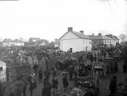 St Clears fair, 1898