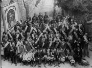 Odyddion, Trefaldwyn, tua'r flwyddyn 1885