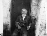 Mr Barnes, 106 years old, c. 1885
