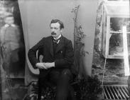 David Lloyd George photographed by John Thomas,...