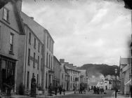 Llanbedr Pont Steffan, tua'r flwyddyn 1875