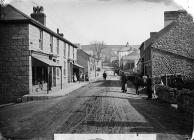 Beach Road, Colwyn Bay, c. 1875