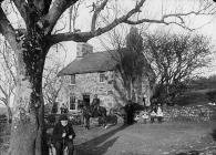 Plas Bell, Four Crosses, near Pwllheli, c. 1885