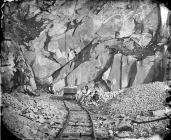 Quarry Sets, Trefor, c. 1875